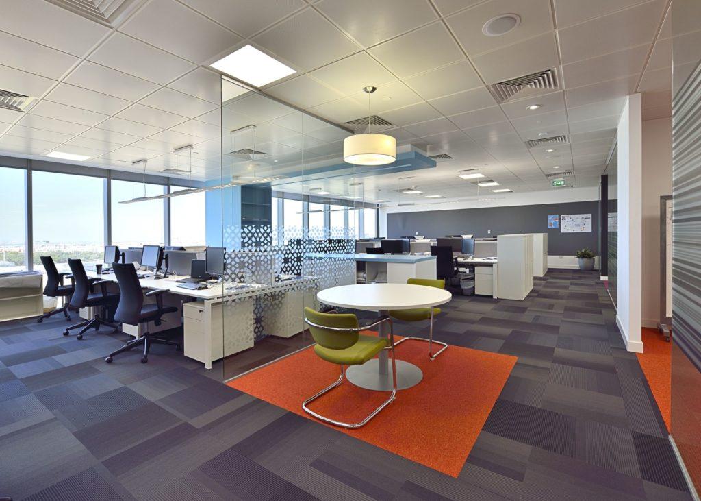 Construction engineering designs aecom hq abu dhabi love that design - Office tourisme abu dhabi ...