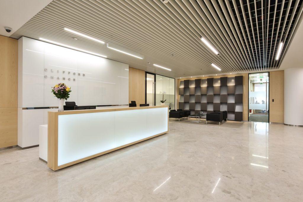 Law firm legal services designs clifford chance dubai - Interior design courses in dubai ...