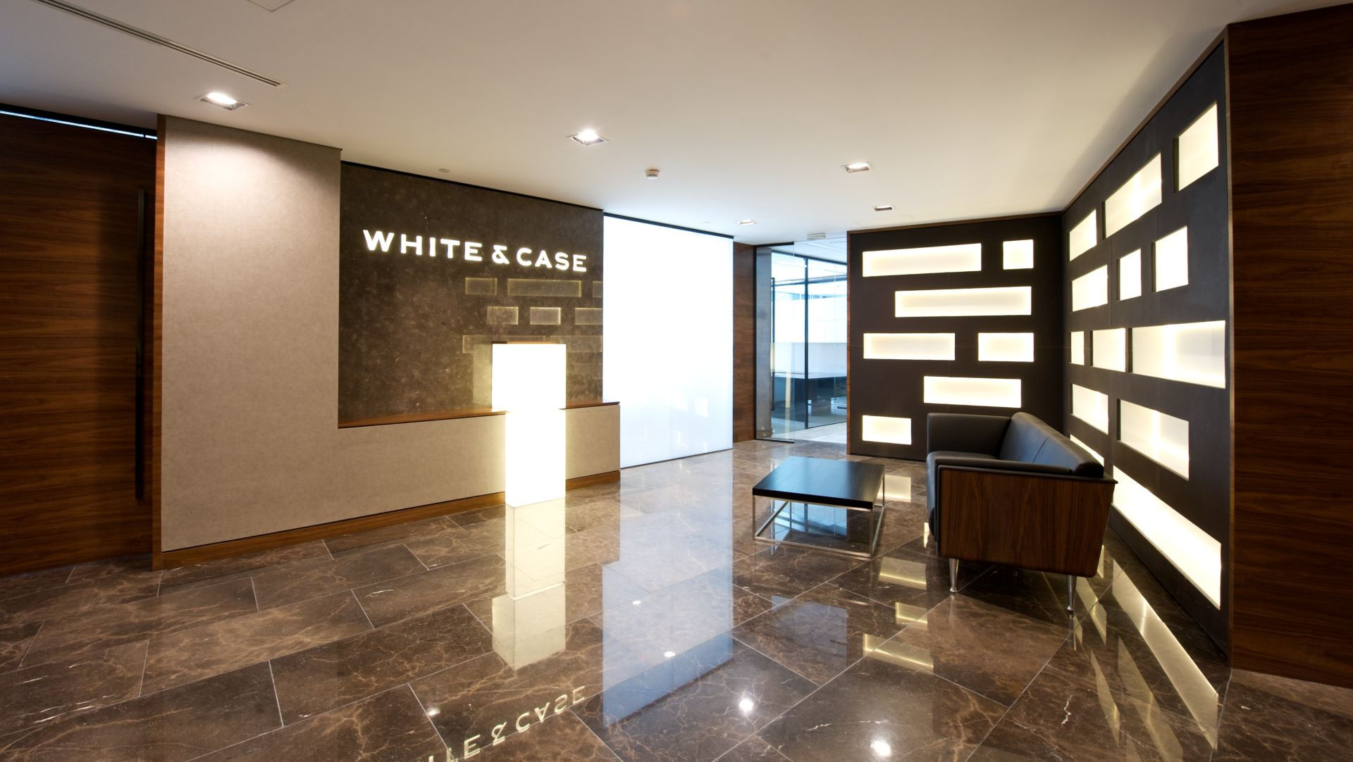 Law Firm/Legal Services Designs: White & Case LLP - Dubai - Love That Design