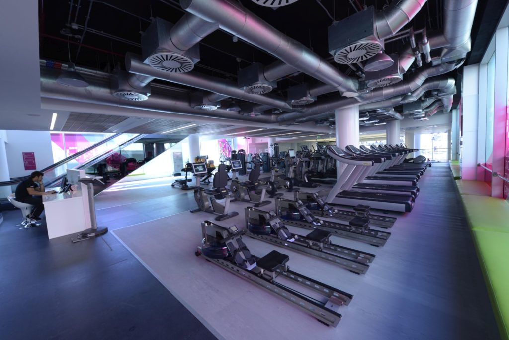 Interior Design and Fitness