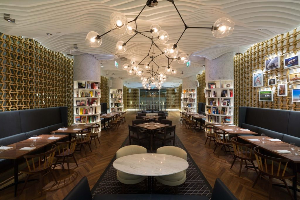 Hospitality designs intersect by lexus love that design