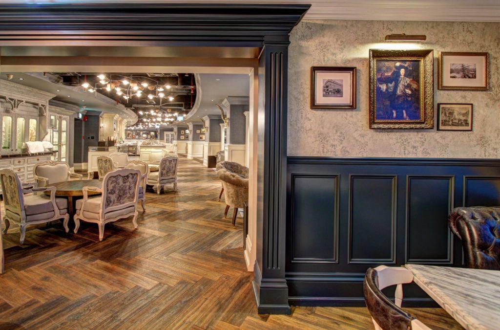 Hospitality Designs: Weslodge Saloon, Dubai