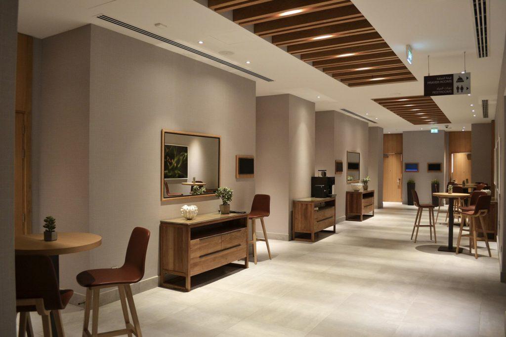 Hospitality designs hilton garden inn dubai mall of the emirates love that design for Hilton garden inn dubai mall of the emirates
