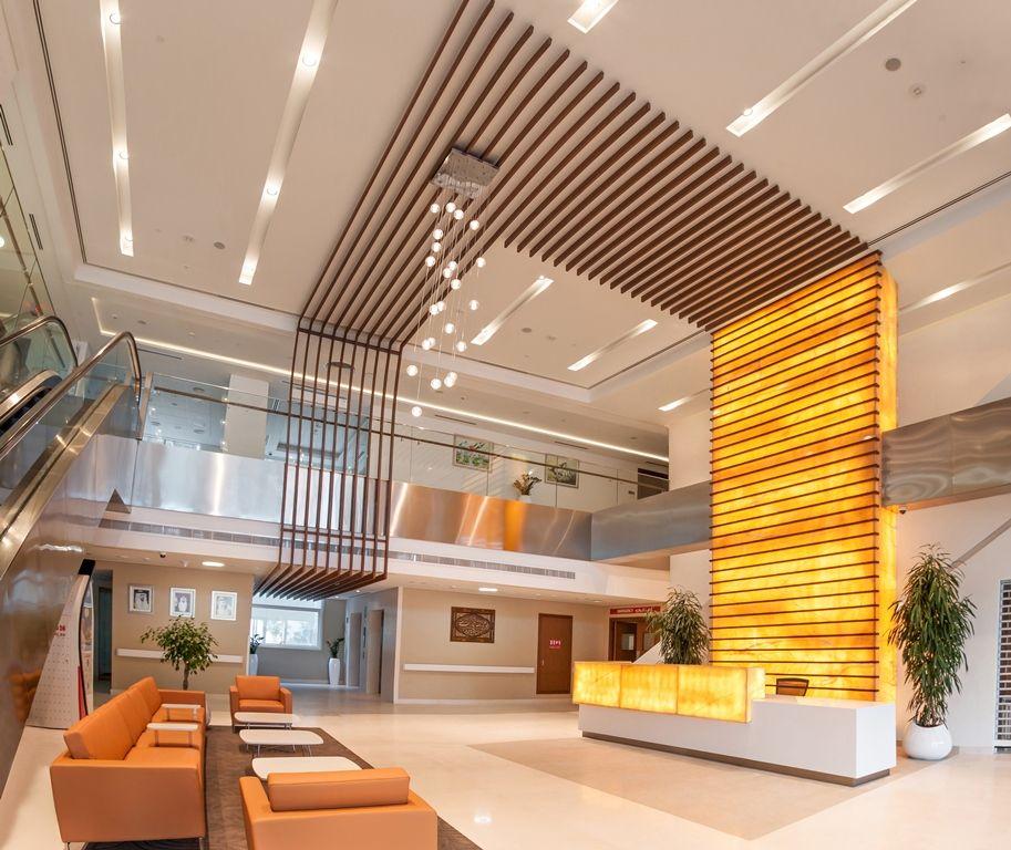 Top Interior Design Firm In Dubai: Hospital Designs: Prime Hospital Dubai