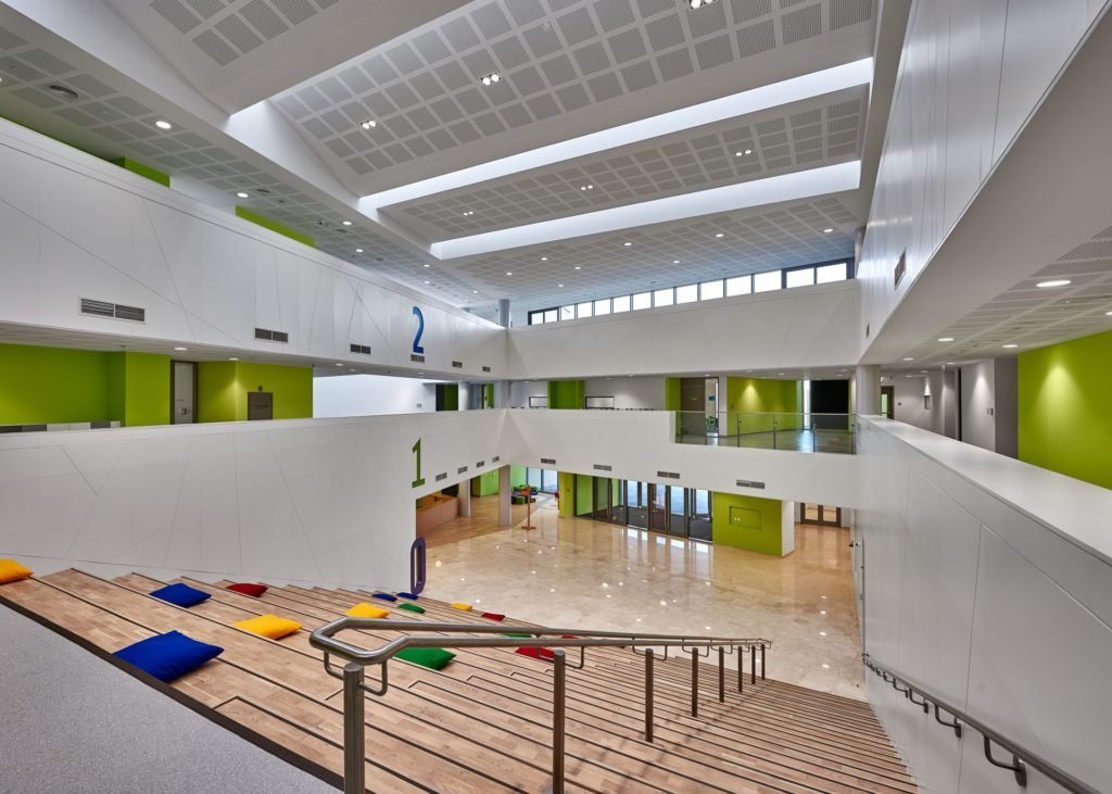 Education designs emirates international school dubai - Interior design courses in dubai ...