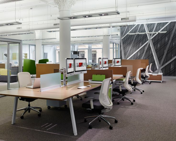 Teknion Interpret - Start-Up Workspace Interior Design