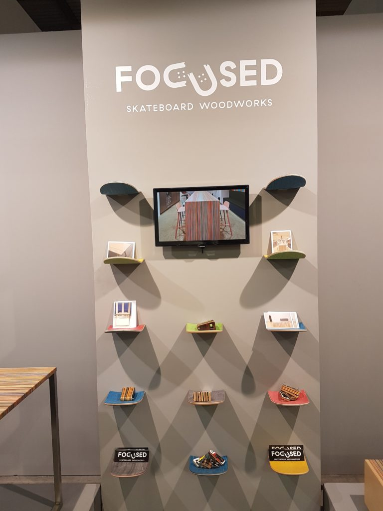 Focused Skateboards - Salone Del Mobile