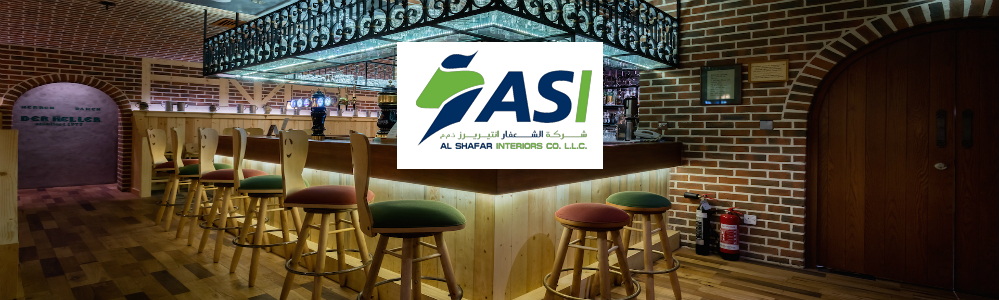 Architects designers interiors fit out contractors in for Al saffar interior decoration llc