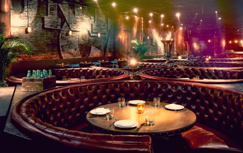 Catchy NYC, Restaurant, Interior Design, Dubai, Lighting, Sea Food
