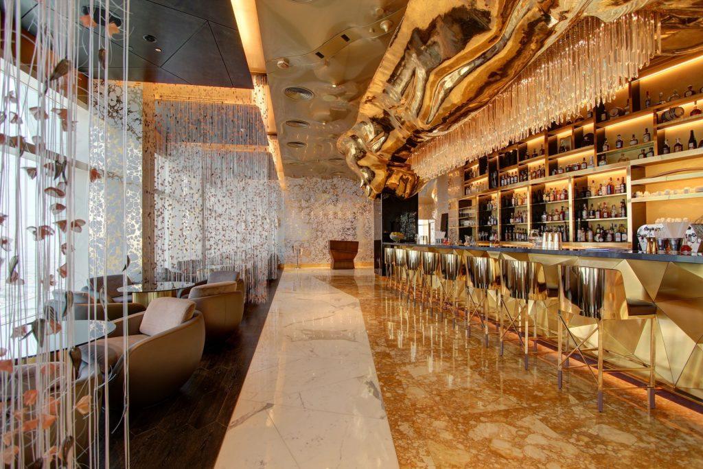 Gold on 27 - Restaurant Design - Blog