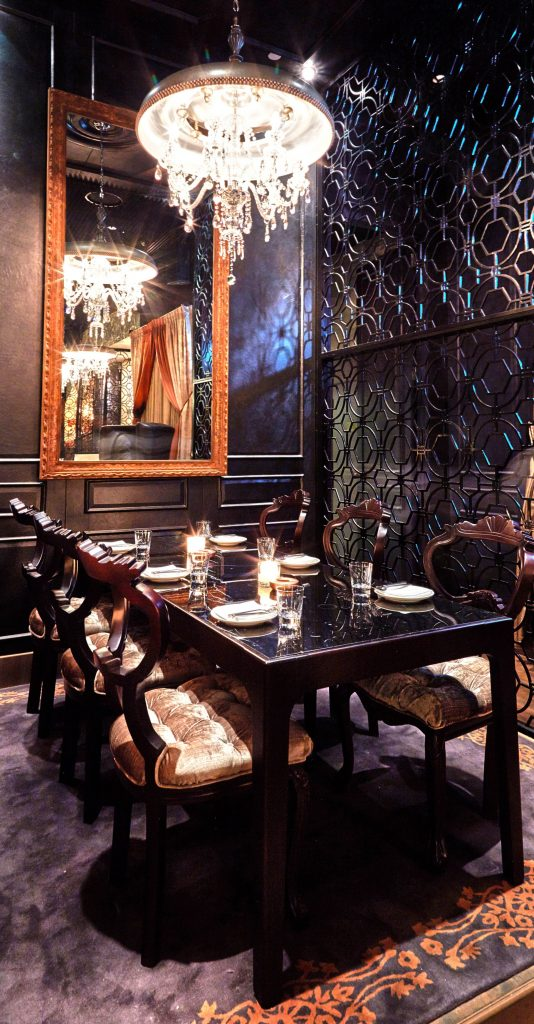 Little Black Door - Restaurant Design Blog