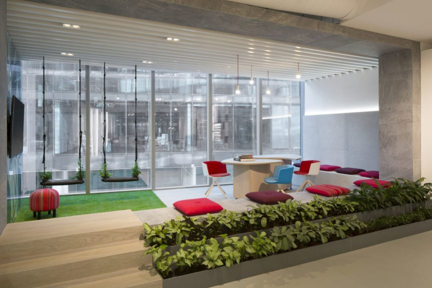 Mirage Project Point, Dubai The Future of Workspaces