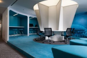 Arup Dubai Office by Bluehaus Group