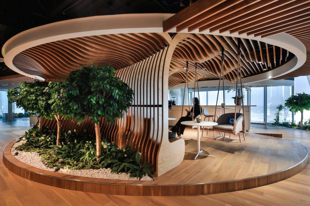 Government Semi Government Designs Smart Dubai Office