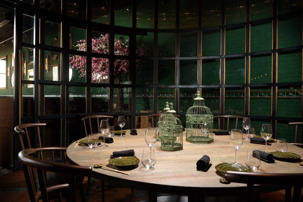 Hospitality designs aji restaurant palm dubai love