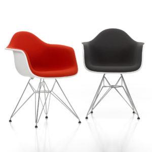 Vitra - Eames Plastic Armchair DAR - 05