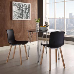 Vitra Hall Wood Chair - 07
