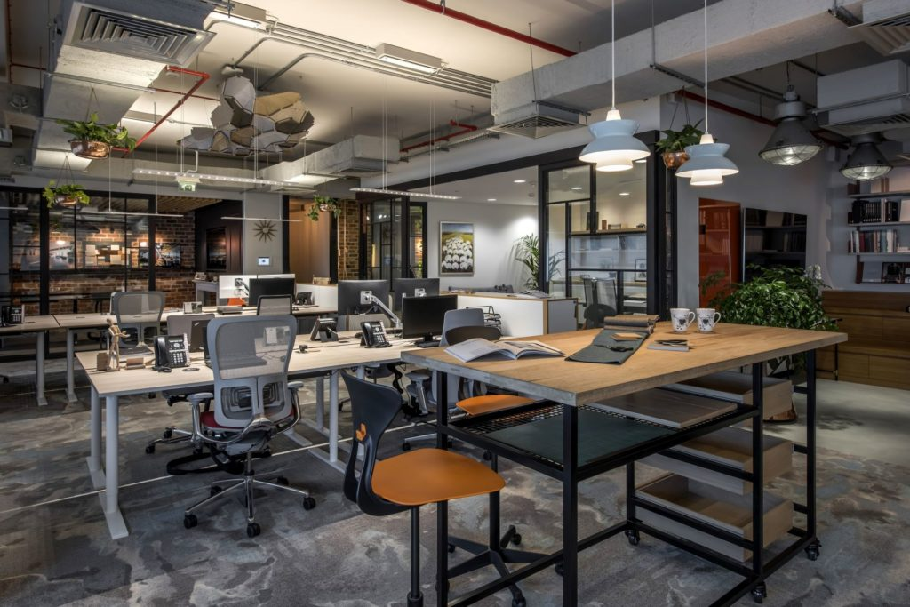 Architecture design designs xworks interiors office for Office design works