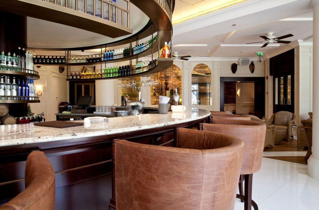 Bar Muda, Fujairah, by MMAC Design Associates