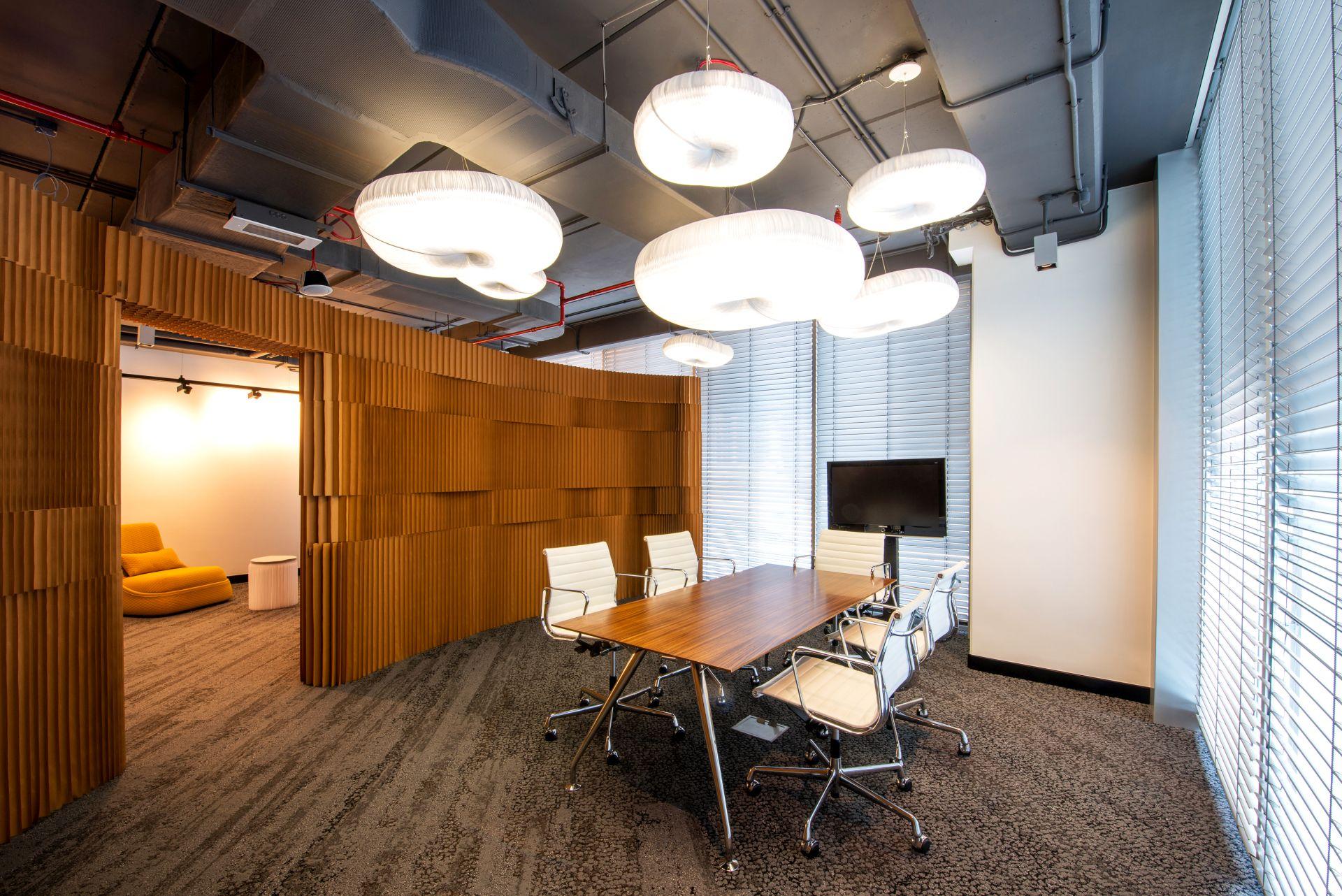 Architecture/Design Designs: Gensler Office, Dubai