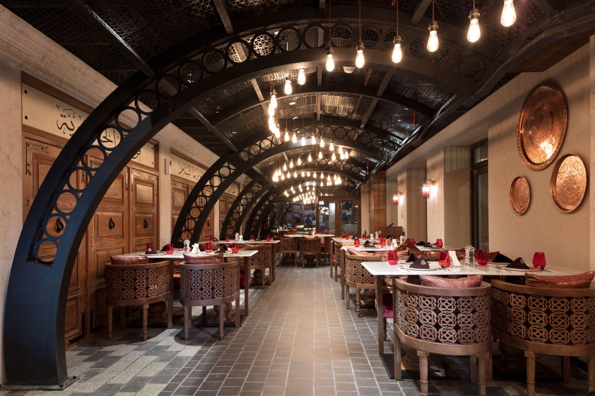Hospitality designs al hamidieh restaurant dubai love