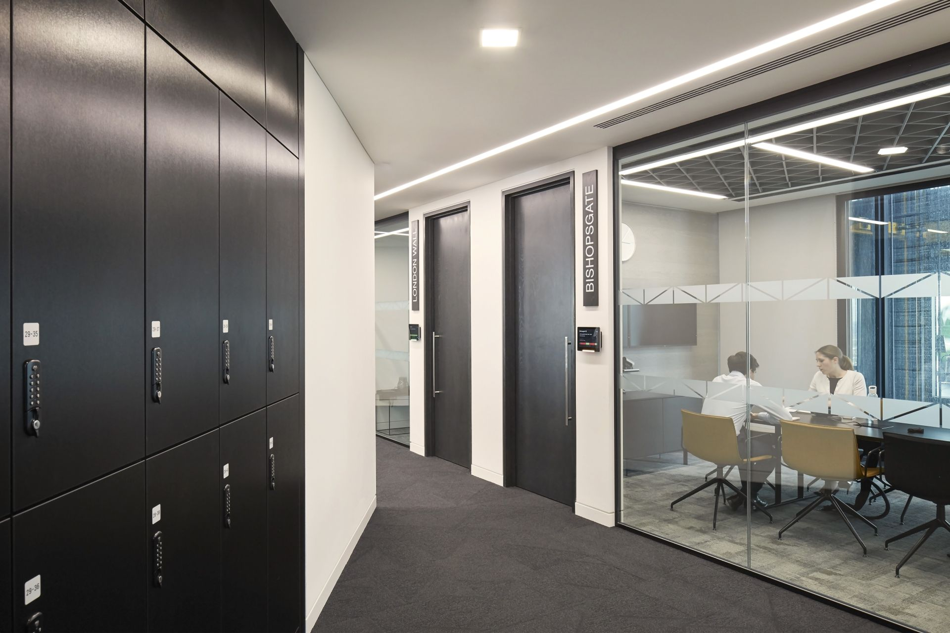 Double Glazed Partitions Love That Design