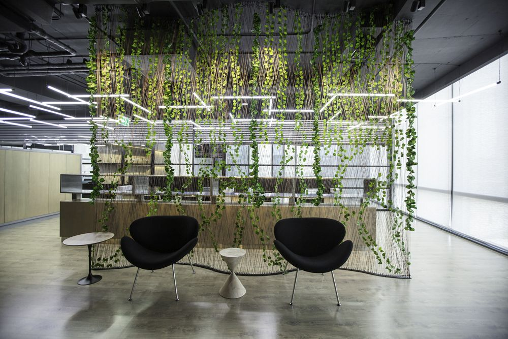 Steelcase Roundtable The Biophilia Equation In Design