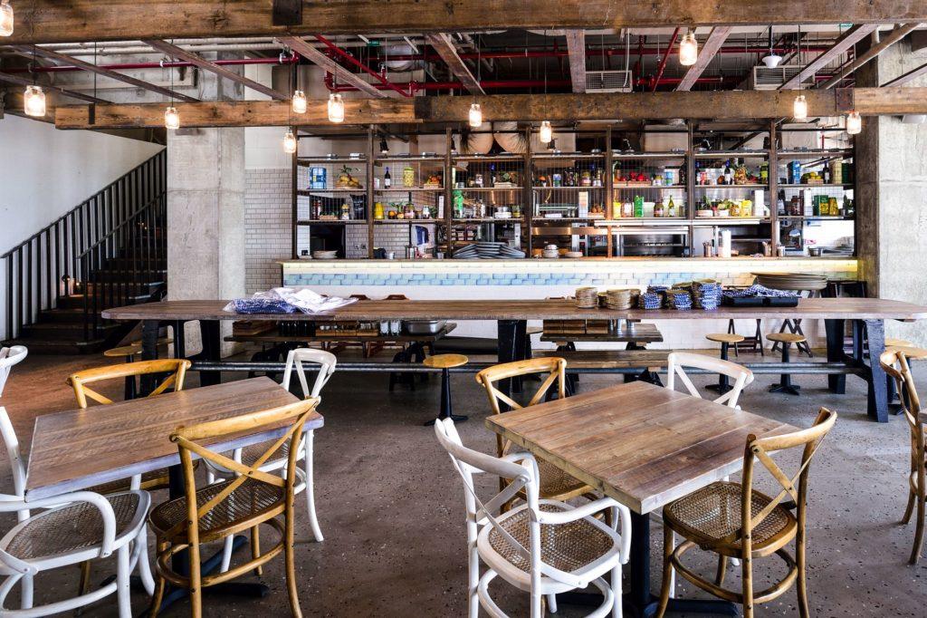 Restaurant designs eat greek the beach dubai love