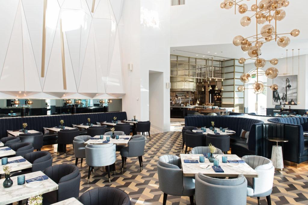 Restaurant designs brasserie du park dubai love that