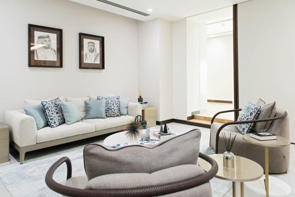 Real Estate Designs Dubai Holding Executive Offices