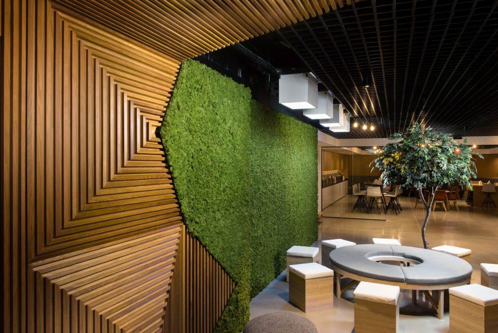 Smart Dubai Government HQ Biophilic Design