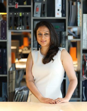 Sejal Patel, Lead Designer of Hospitality at Gensler