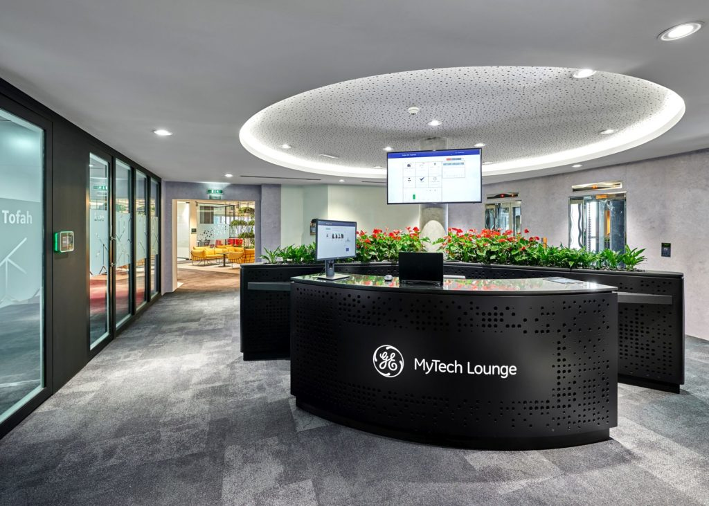 Technology Designs: GE Offices - Dubai Internet City - Love That Design