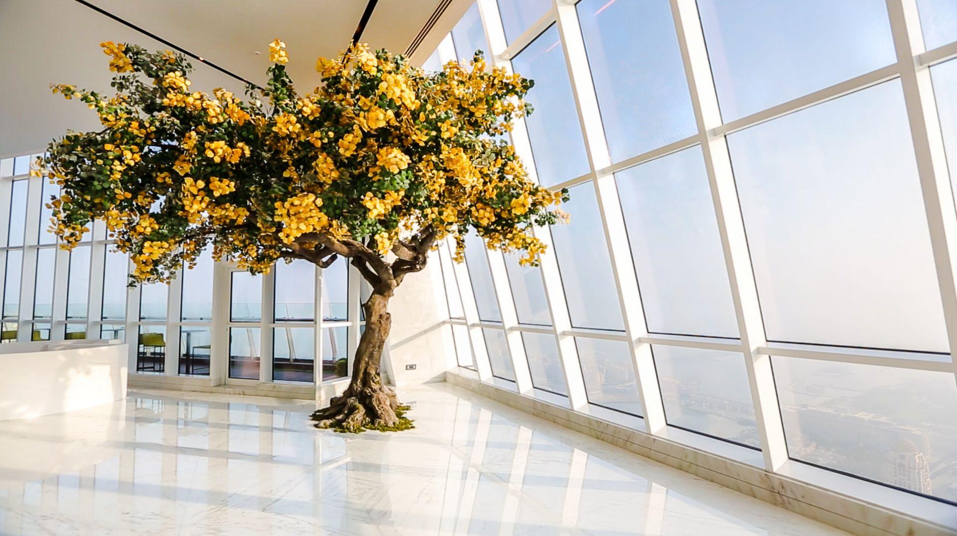 Poltrona Morgana Floral Bw Line.Apartment Designs Marina 23 Penthouse Dubai Love That Design
