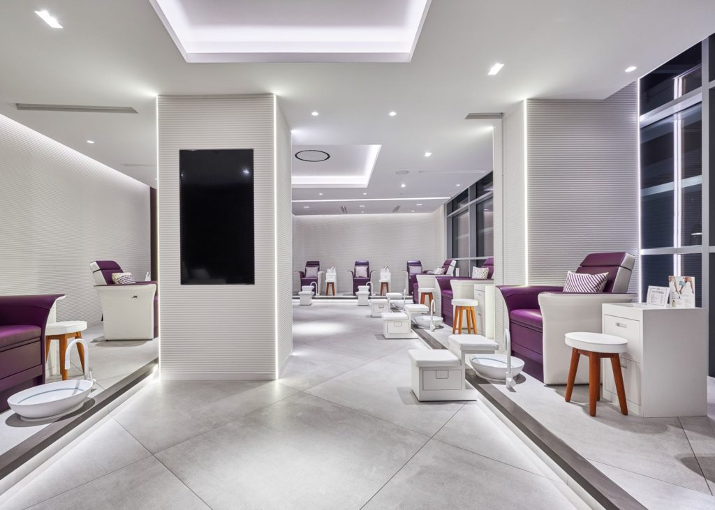 Enjoyable Lifestyle Designs The Nail Spa Motor City Love That Design Home Interior And Landscaping Ologienasavecom