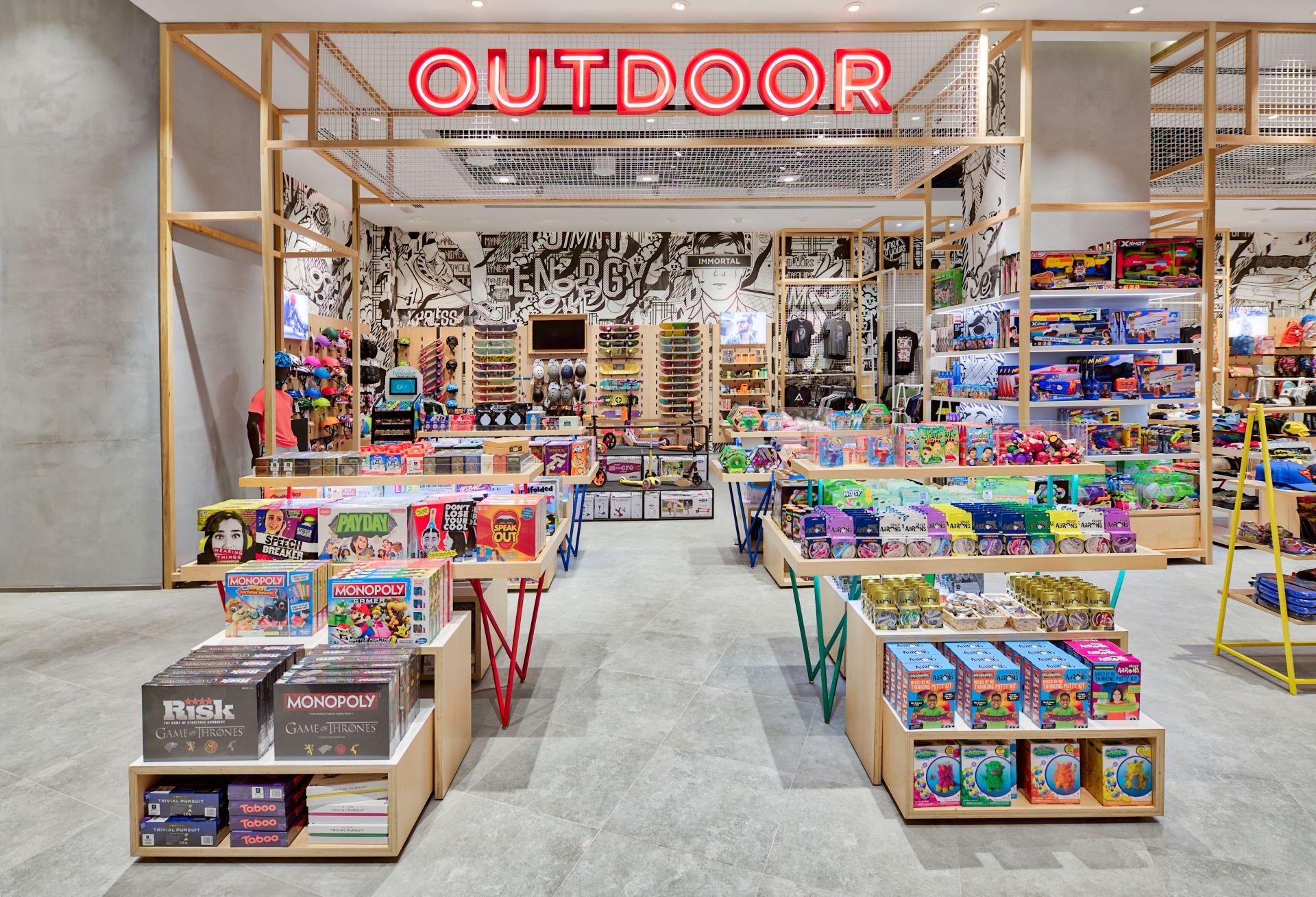 Retail Store/Shop Designs: Virgin Megastore, Flagship Store, Dubai Mall -  Love That Design