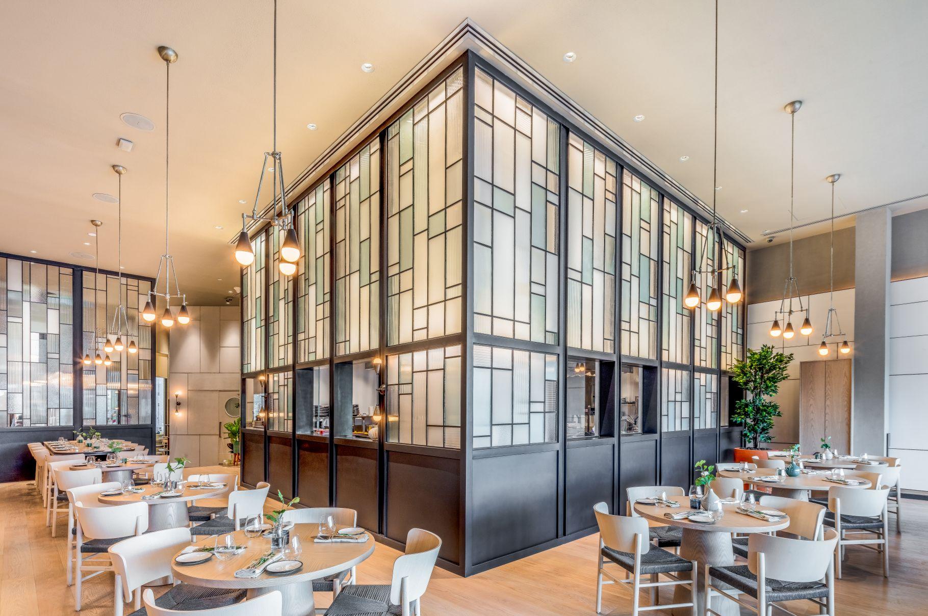 Restaurant designs gia ristorante dubai mall fashion for Blog interior design italia
