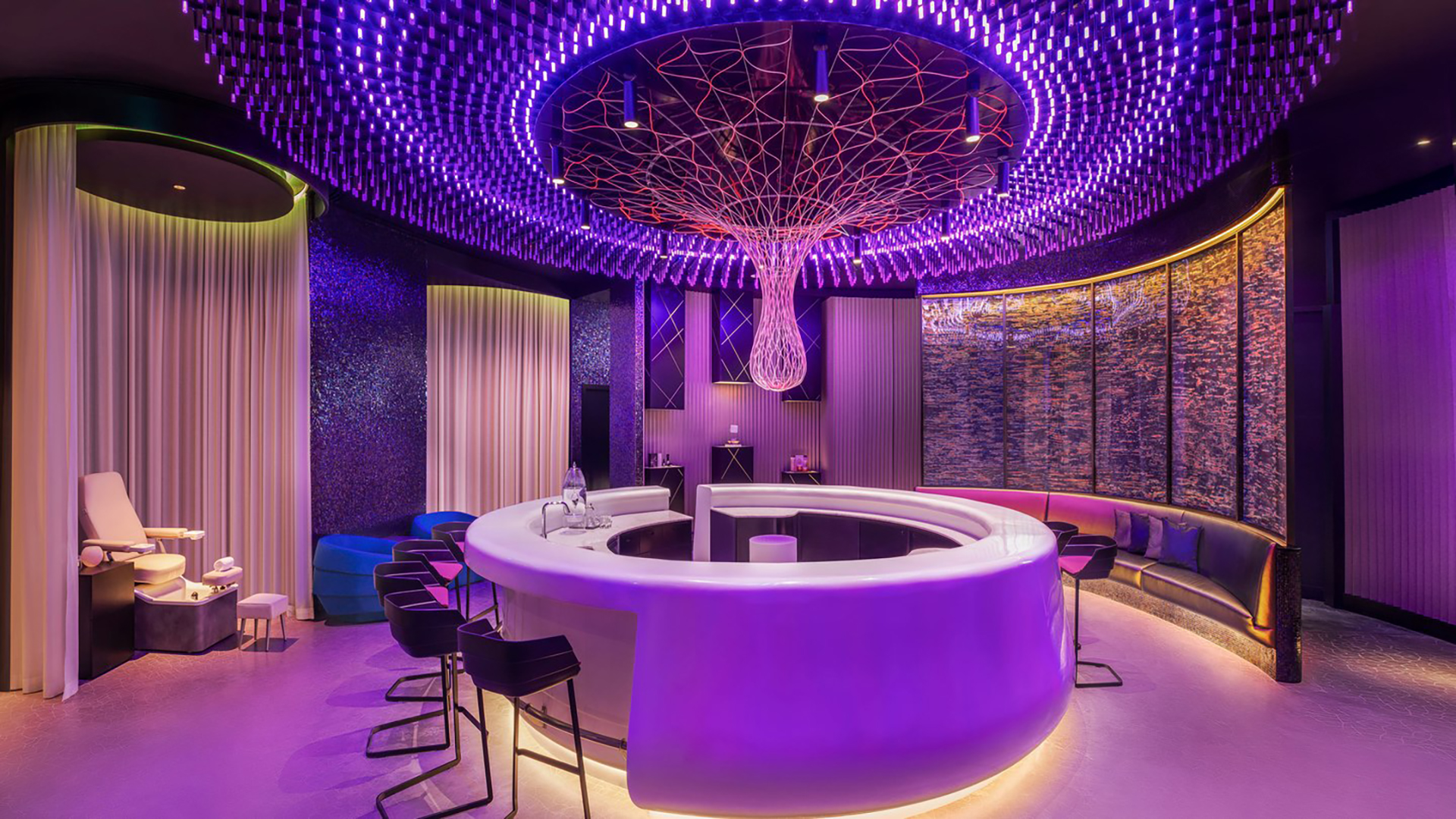 Hospitality Designs: W Dubai – The Palm, Jumeirah - Love That Design
