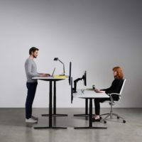 Boss Design - ACDC Height Adjustable Table 005