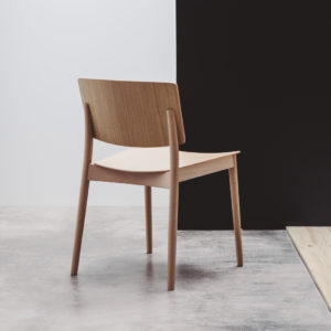 Andreu World - Happy - Chair - 04