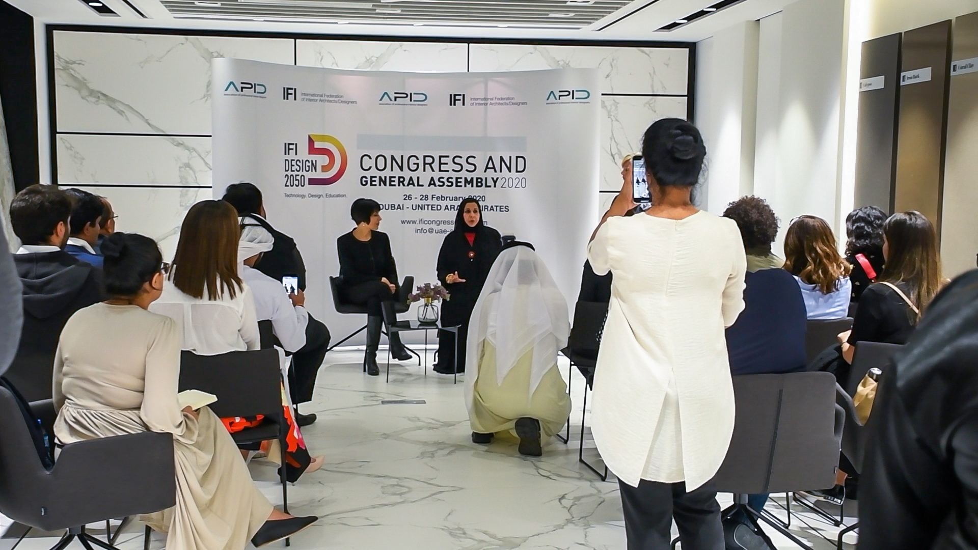 IFI & APID Join Hands to launch the first Middle East Congress