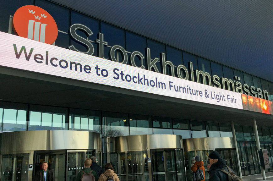 Stockholm Furniture Fair Celebrates 70 Years!