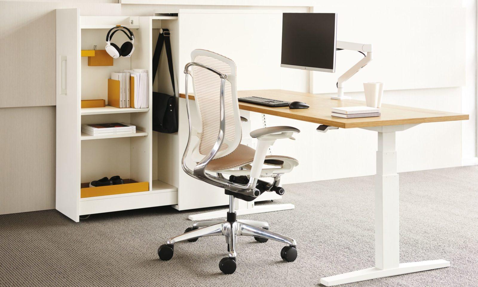 Teknion - Navigate - Height Adjustable Tables - 04